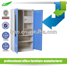 Bedroom colorful assemble diy wardrobe for cloth storage