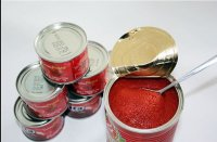 health food factory canned tinned tomato paste with easy open lid from alibaba china