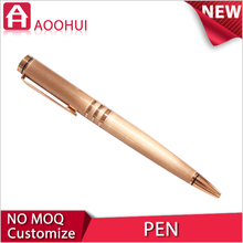 Most popular ajustable durable wood pen