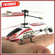 V-Max Swift 3 Channel Gyro RC Indoor Co-Axial 6025 Mini RC Helicopter with LED Lights & Full Metal Body Frame