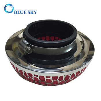 63mm 76mm 89mm Super Power Mushroom Auto Car Air Filter
