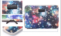 Computer Bag Notebook Netbook Smart Cover Pouch For ipad MacBook StarrySky Sleeve Case 11 12 13 14 15 inch Laptop Bags