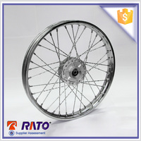 Dependable performance racing motorcycle wheel 17 inch