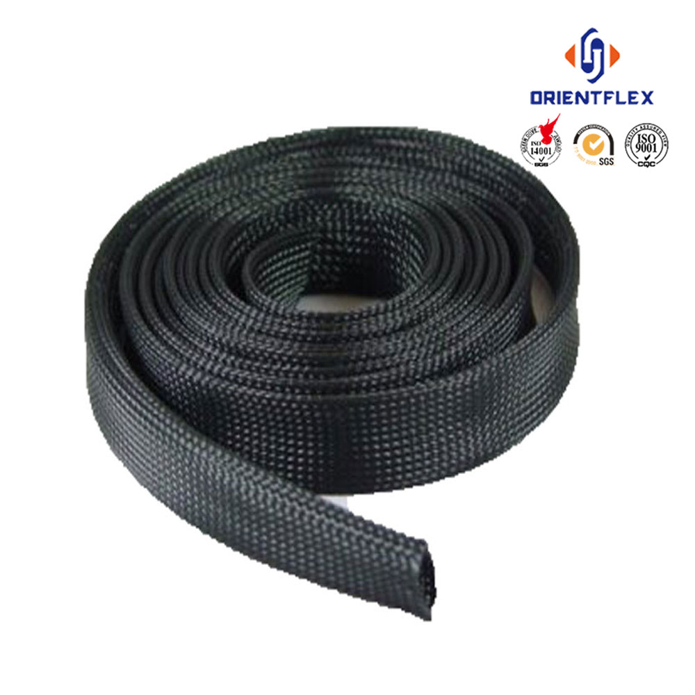 high quality spiral wrap protection guard for hydraulic hoses