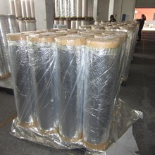 pet/al/pe packaging film/ Reflective Metalized PET film heat insulation material