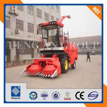 China Corn Silage/Forage Combine Harvester For Sale