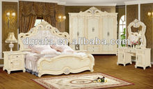 2013 classic royal furniture used full solid wood with carved to be finished