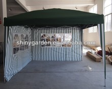 Plegadora anual 200000 unids venta caliente pop up canopy gazebo