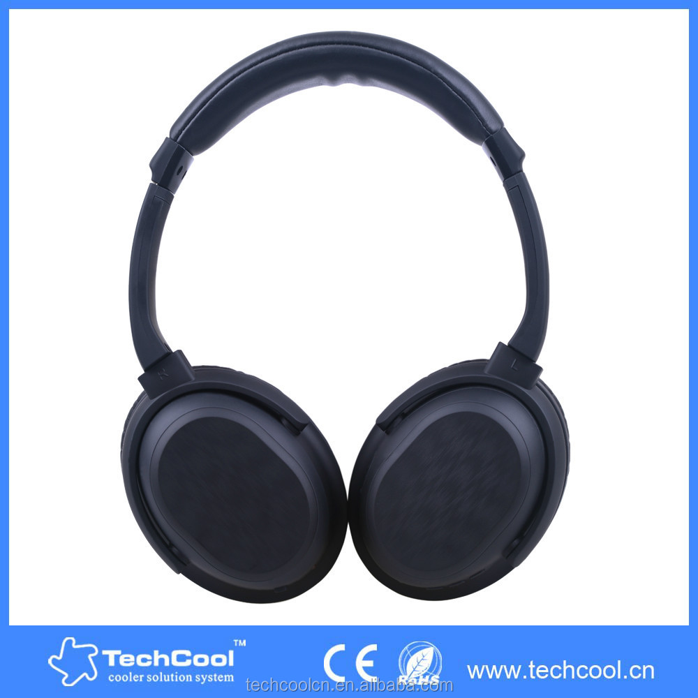 Hot product Active Noise Cancelling Headphones Music Bluetooth Headphone Stereo Wireless Headphone for Phones
