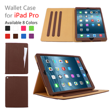 New arrival pouch for ipad pro tab bag 12.9inch case,pu leather case pouch for ipad pro