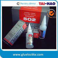 High perfomance super glue fast dry strong bond