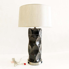 New Promotion Decoration Ceramic Based Table Lamp for Hotel guestroom