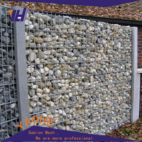 China high quality production factory direct sales gabion basket 2m x 1m x 1m