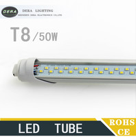 50w led light Competitive price 50w G13 low fever ic driver t8 led tube 2400mm