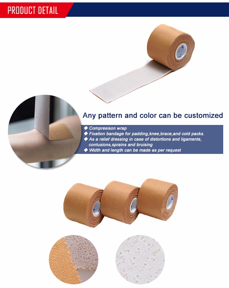 Hot melt adhesive cotton rigid strapping tape