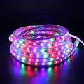 Flexible led strip light 5 meter rape light DC12V warm white yellow 60leds led light strip