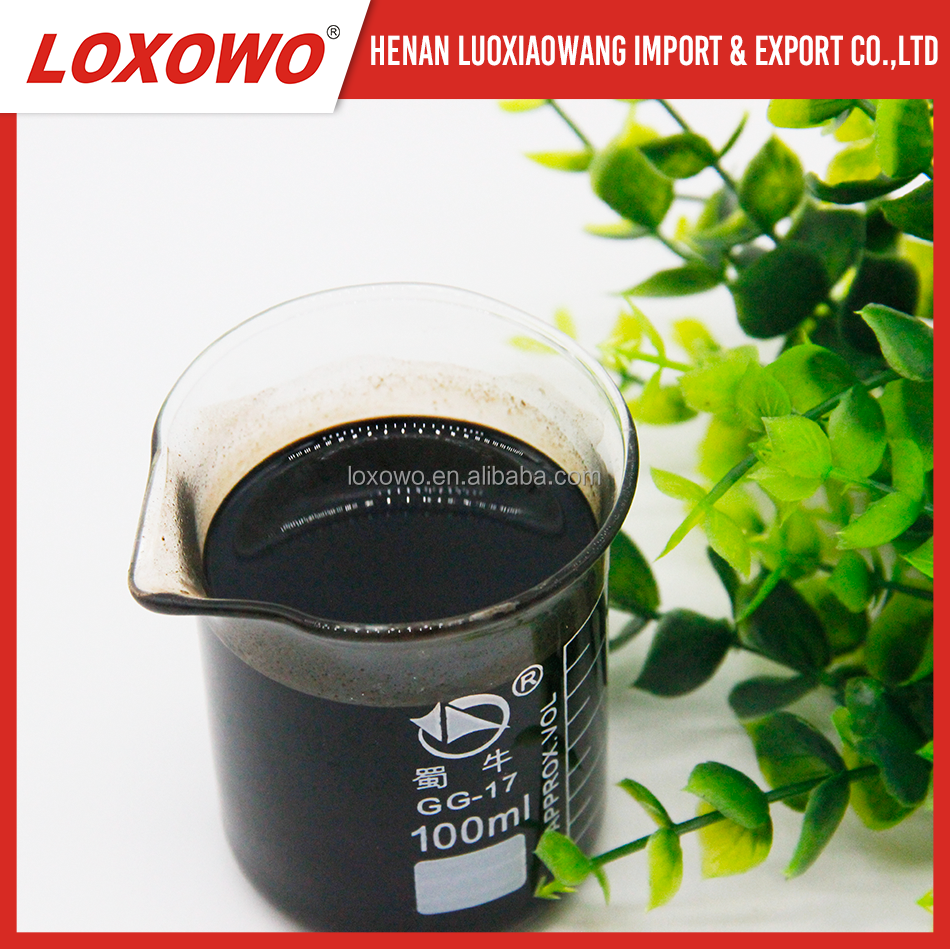 Humic Acids Natural Biologically Active Organic Liquid Fertilizer