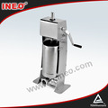 3L Vertical Stainless Steel Manual Sausage Making Machine