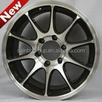 Car Wheels Car Alloy Wheel Rims with 10 Spokes S220