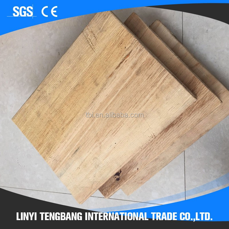 LVL scaffolding boards thickness building material wooden beam