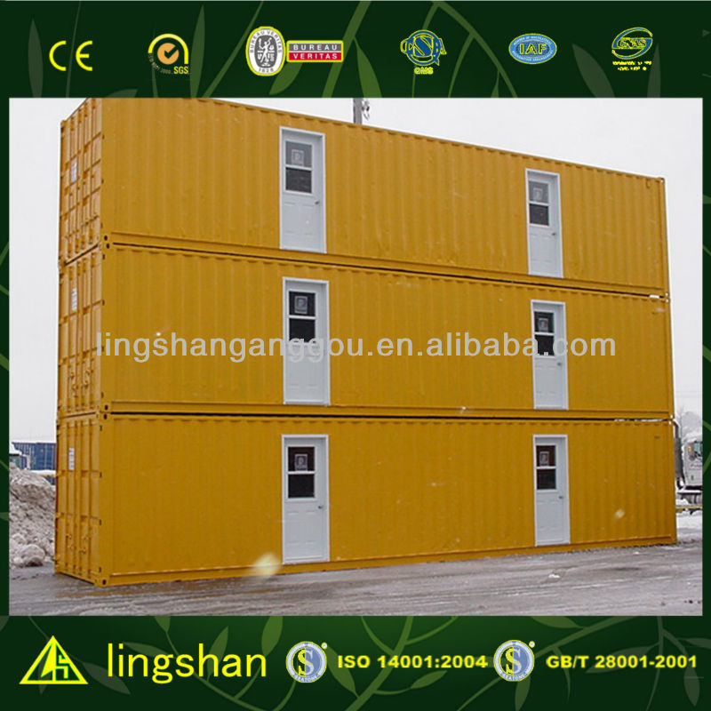 prefab container house / office container