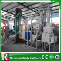 Wheat Milling Flour Machines corn flour Producing Line With Price