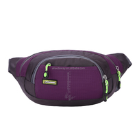 Wholesale outdoor high quality cheap sport waist bag for promotion and advertising made in China