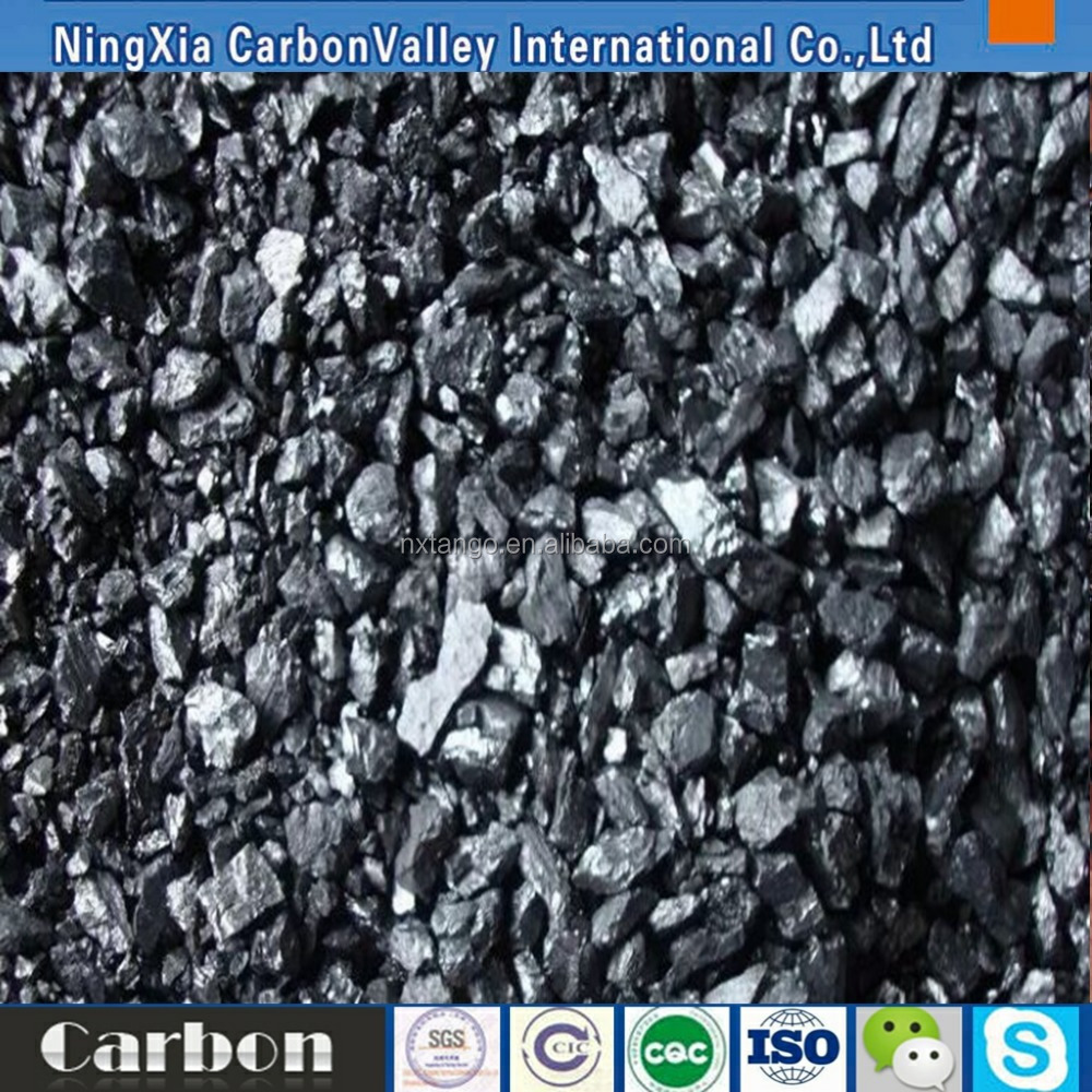 carbon additive for steel
