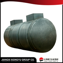 popular oil tank container,20 ft or 40 ft, wheel loader fuel tank