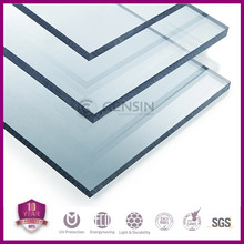 10 Year Guarantee UV Coating 100% Virgin Sabic/Bayer PC Resin Polycarbonate Solid Sheets Low Factory Price Panels 0.8-20mm