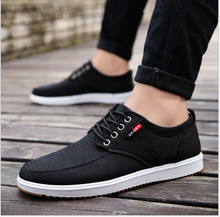L10083a 2018 new new model canvas shoes men wholesale canvas shoes for men