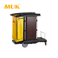 MUK Guangzhou hotel restaurant supplies multifunctional innovative cleaning cart