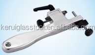 Super lacing clamp for carving glass edge clamp KRT-015