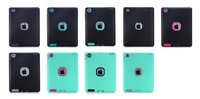 Hot Sale 3 in 1 Hybird ShockProof Silicone Case Cover for iPad Mini