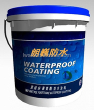 Double component polyurethane coatings /waterproof coating/waterproof epoxy coatingof waterproof material