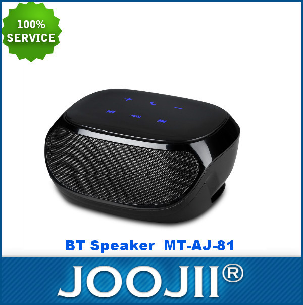 2015 NEW ON hand free bluetooth subwoofer speaker with touching key