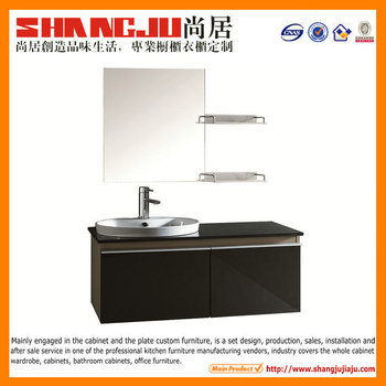 2014 waterproof bathroom cabinet vanity China Vanity