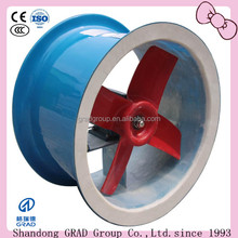 Greenhouse industrial Axial Flow Wall Exhaust mounted Fans