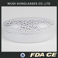 wholesale Many kinds of color sunglasses hard case