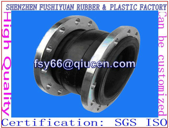 soft rubber compensation joints air spring pipe shock absorber throat pump special flexible rubber joints flexible connectors