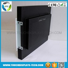 IR Multi-Touch Technology 31.5 industrial lcd ir touch screen monitor