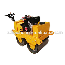 Electromagnetic vibrating Walk-behind Road Roller