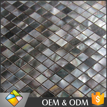 Pearl Oyster Shell Mosaic Tile Manufacturer