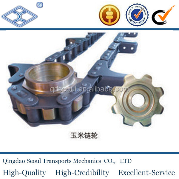 OEM-No Standard 10T chain alloy corn harvester agricultural sprocket