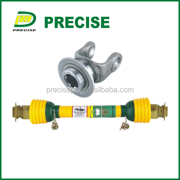 agricultural tools and uses farm friction clutch pto spline shaft