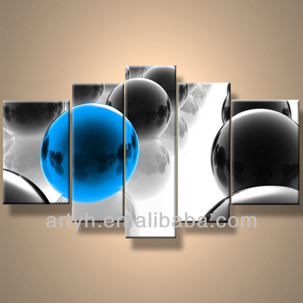 Wholesale High Resolution Pictures Printing on Canvas/ Canvas Printing