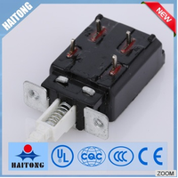 4pin high quality electric power tools with inside spring and white colorful plastic power switch