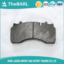 Chinese Manufacturers Wholesale Best auto spare parts car truck brake pad reviews break pad For Japanese Car