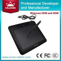 Discount!!! cheapest wireless digital pen USB electronic signature/writing pad for pc/laptop Huion 680s