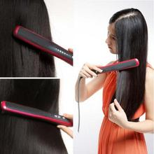 High quality Electric brush Hair Straightener Steam Hair Straightener